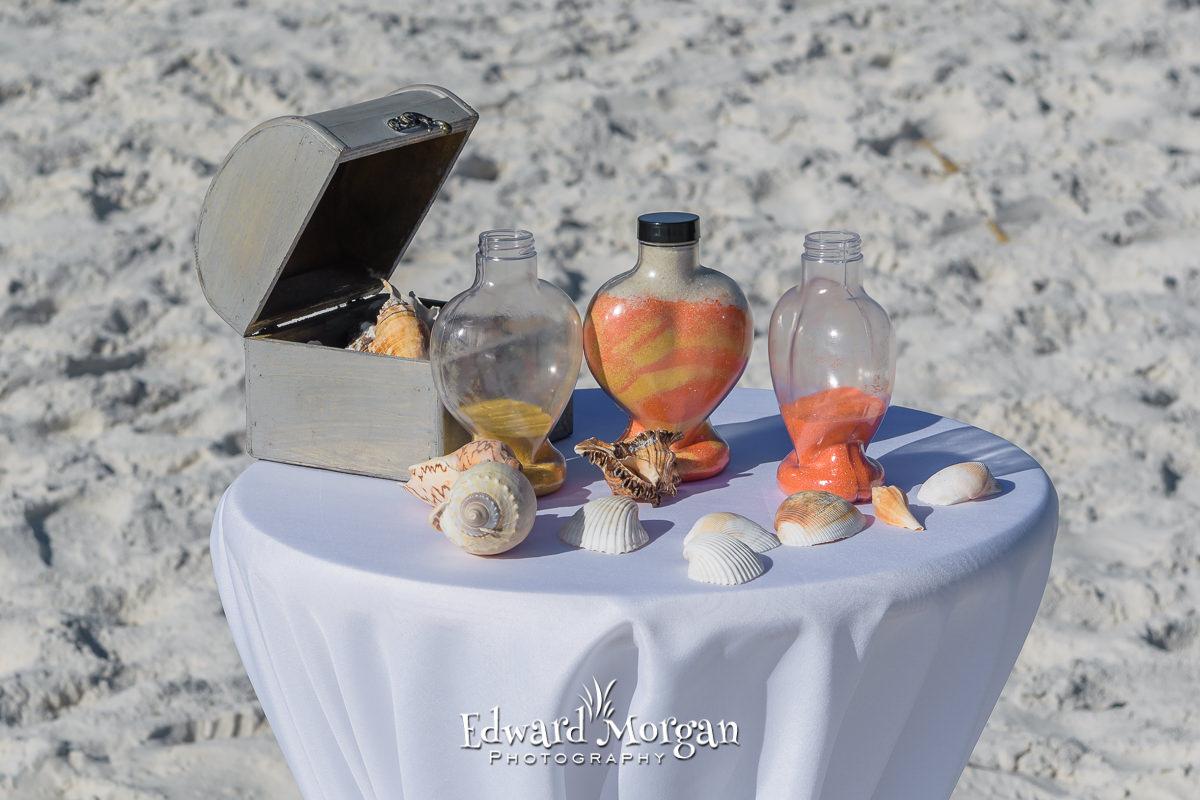 Gulf Shores Beach Wedding Package Officiant Set (5)