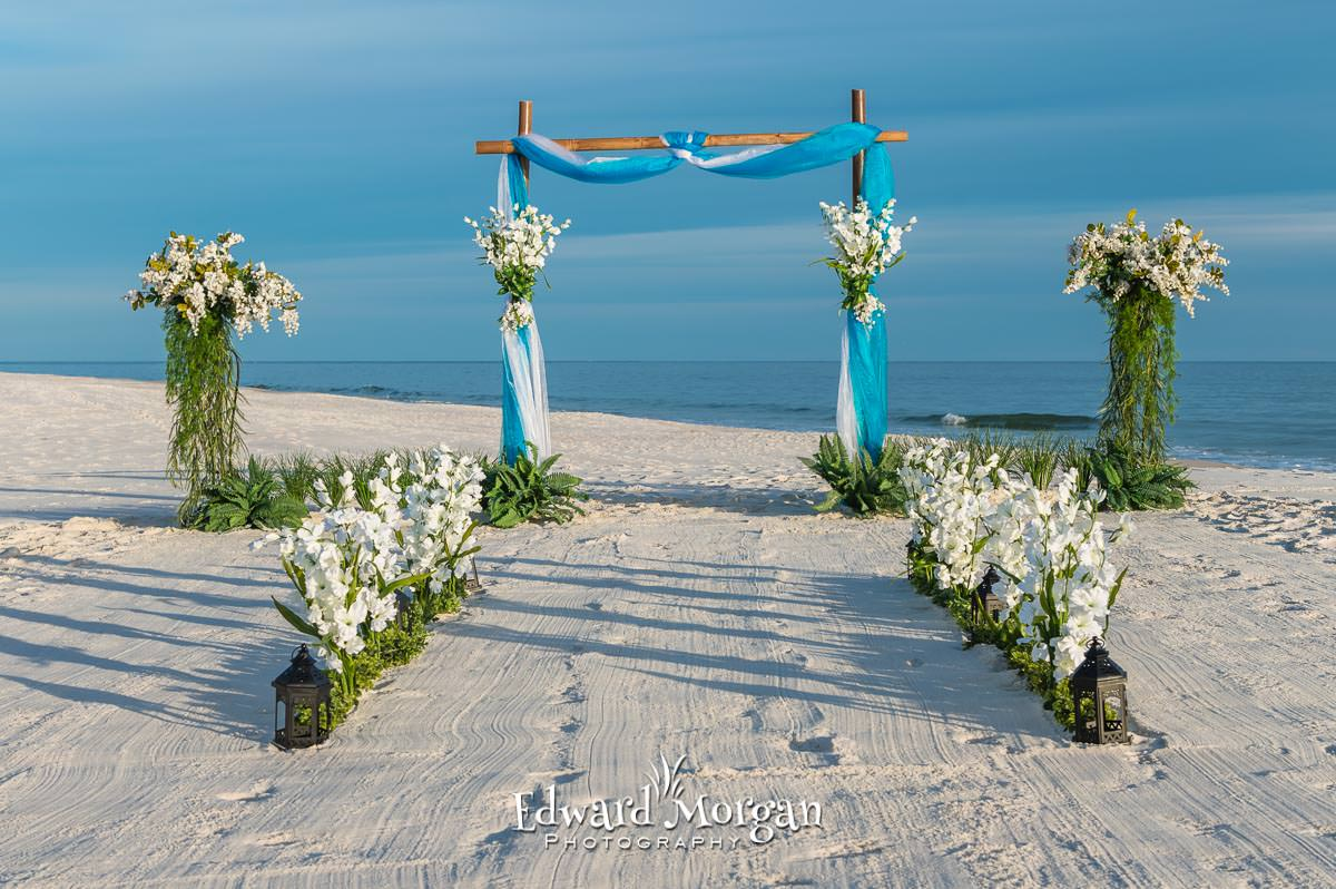 Beach Wedding Arch Ideas: Customize Your Bamboo Wedding Arch