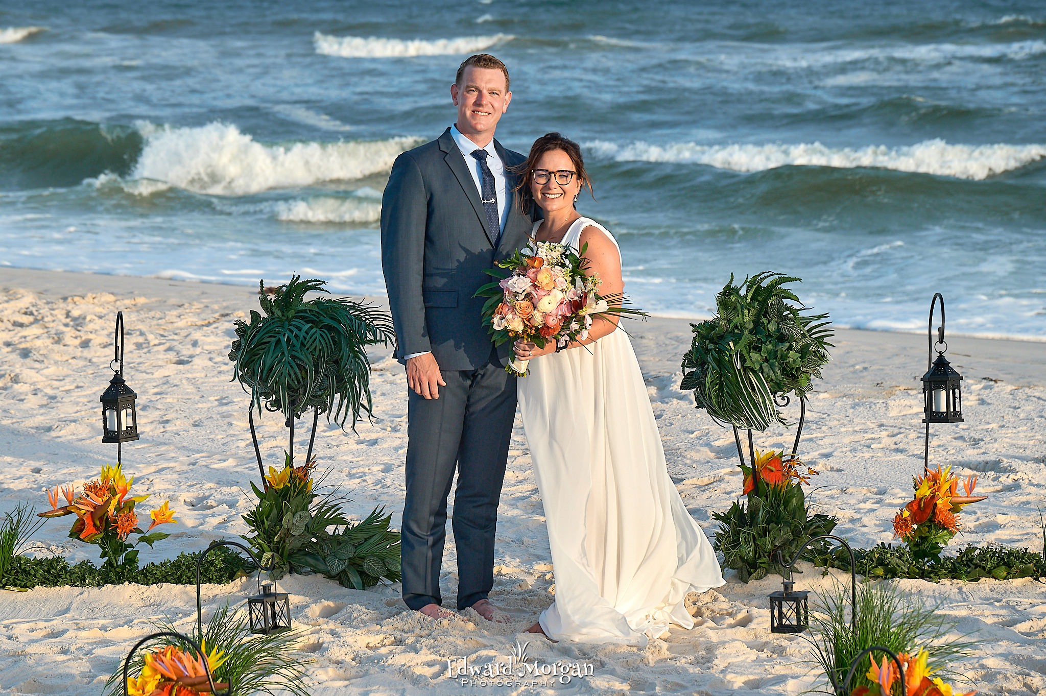 Two hearts united wedding package