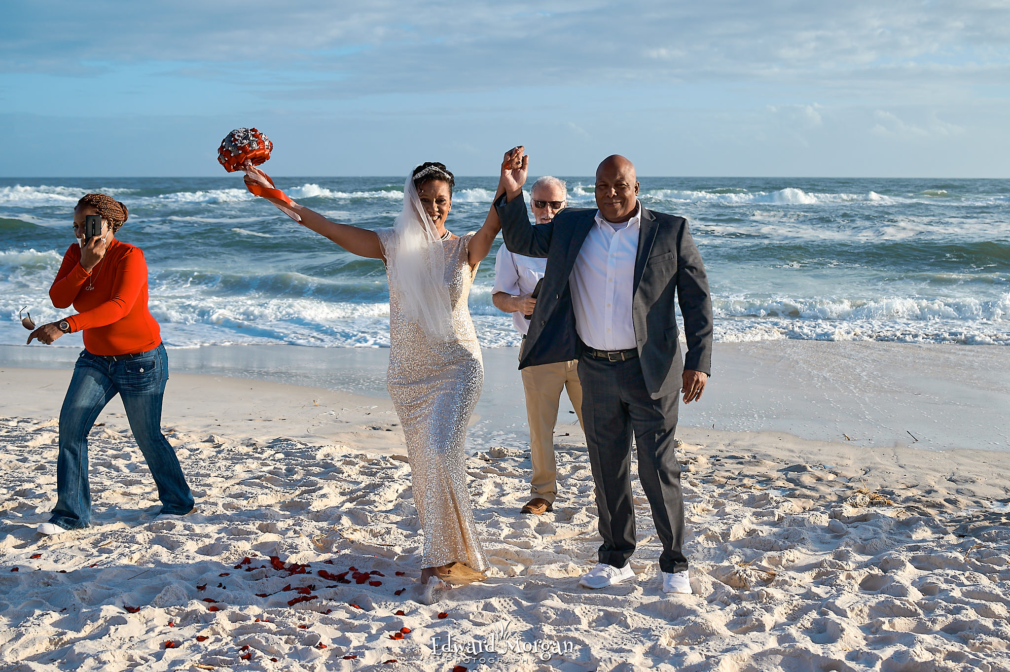 Wedding officiant wedding package