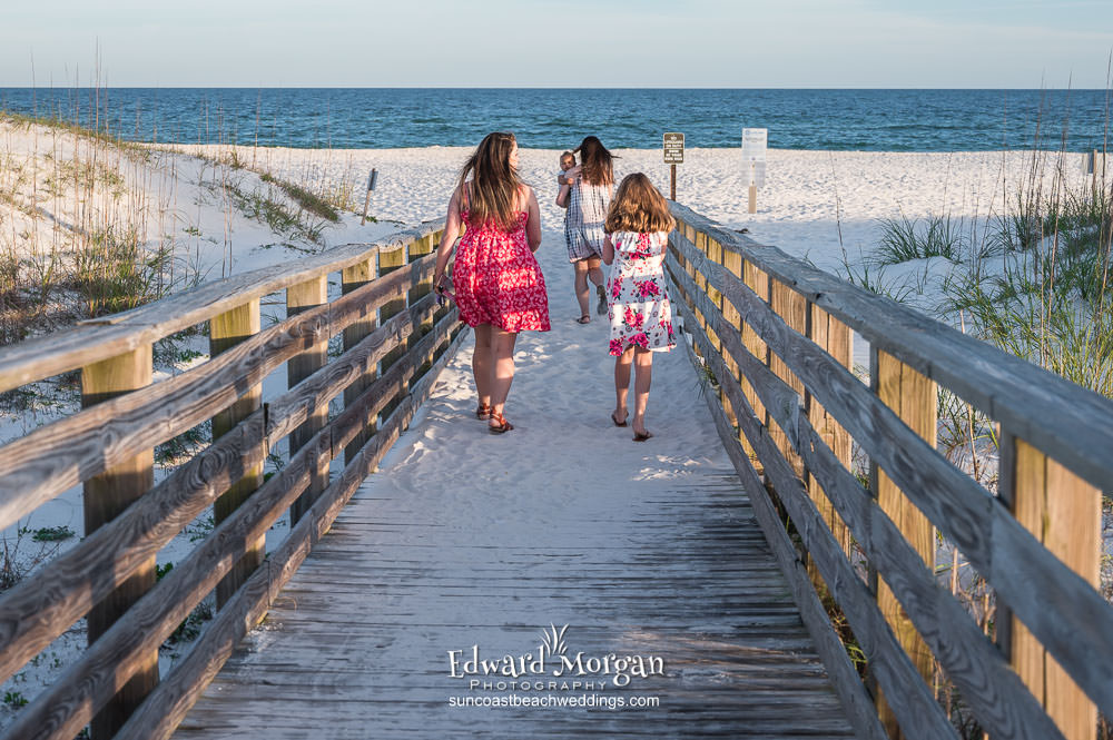 Gulf Shores Family Beach Portrait 0930