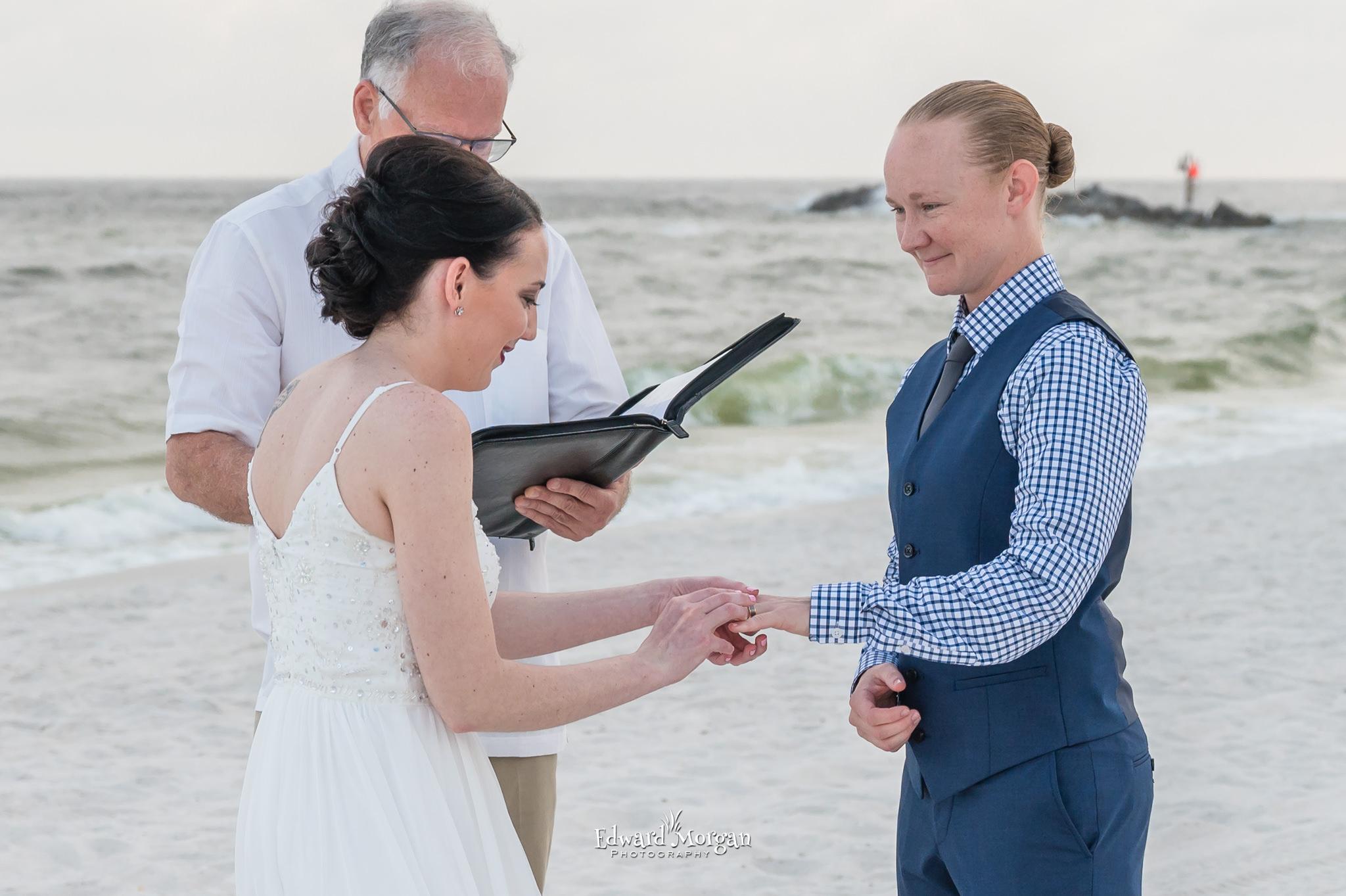 Gulf Shores Beach Weddings Suncoat (441)