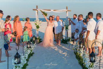 Gulf Shores Beach Weddings Suncoat (610)