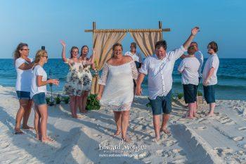 Gulf Shores Country Wedding (7)