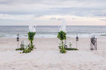 Beach Wedding Pix 5610