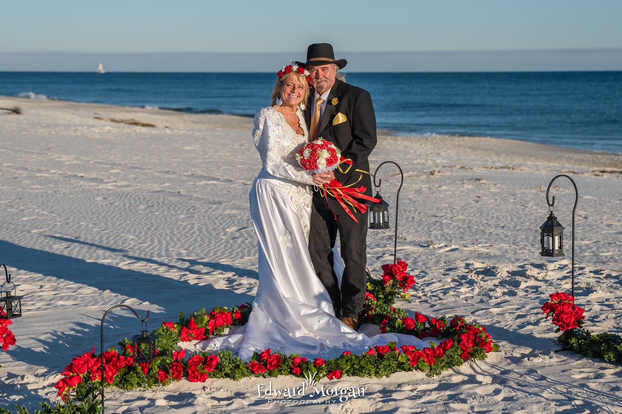 Gulf Shores Beach Wedding Px 5259