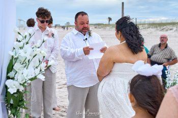 Alabama beach wedding 3