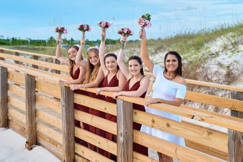 Alabama beach wedding -