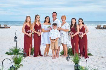 Alabama beach wedding -5