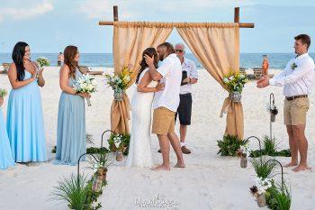 Gulf Shores Beach Wed Z61 2438