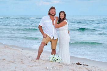 Gulf Shores Beach Wed Z61 2687