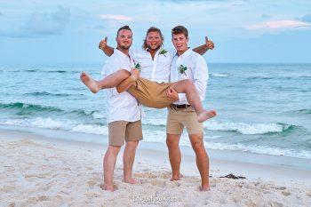Gulf Shores Beach Wed Z61 2820