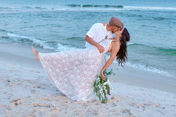 Gulf Shores Beach Wedding Photography -