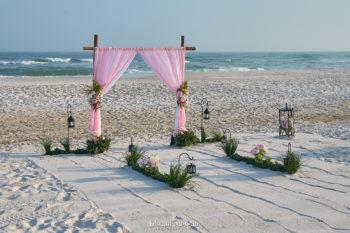 Gulf Shores Wedding Z61 0995