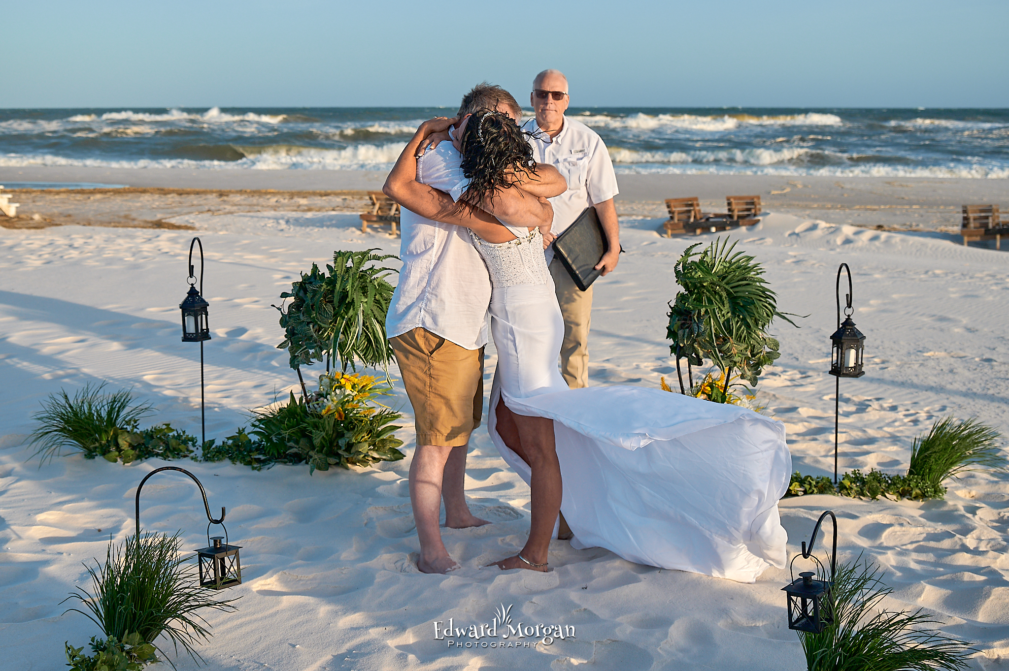 Two hearts wedding package