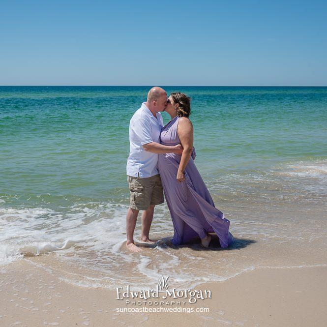 Gulf Shores Family Beach Portrait 2564