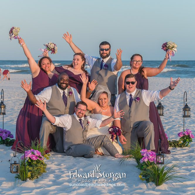 Gulf Shores Family Beach Portrait 4560