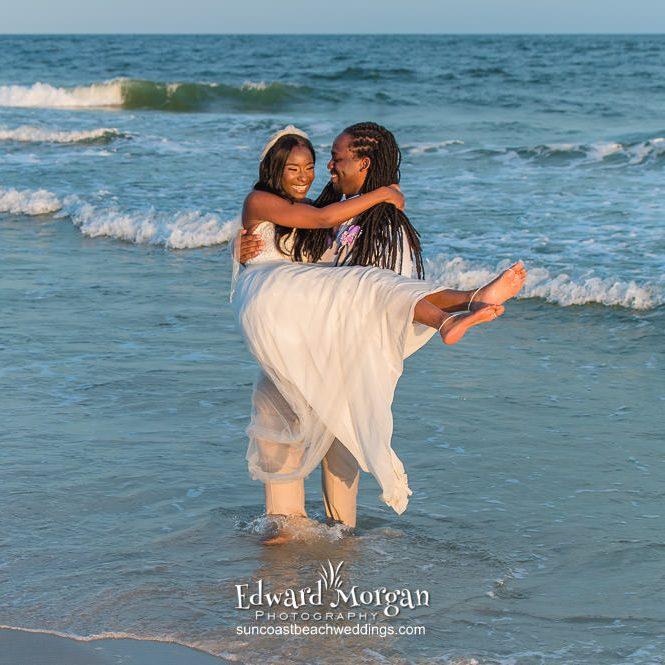 Gulf Shores Family Beach Portrait 8172