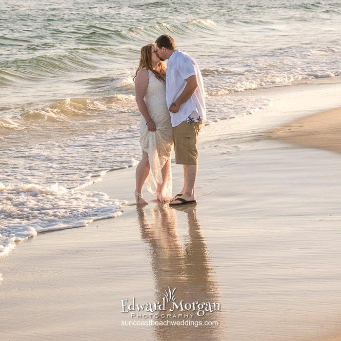 Gulf Shores Beach Wedding Bride 5379
