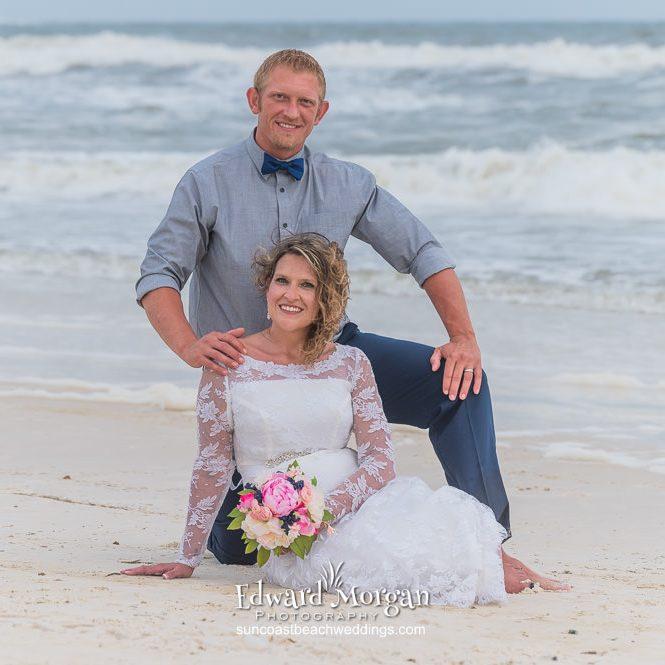Beach Wedding 7161