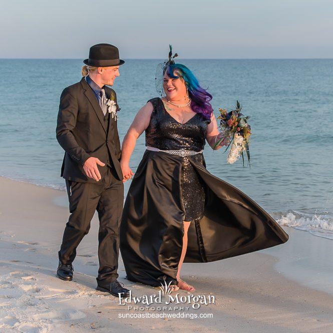 Beach Wedding Setup 0772